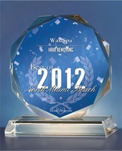 Wax Spa: Best of 2012