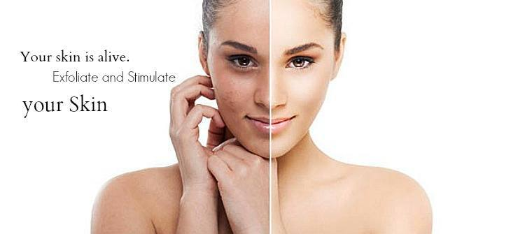 microdermabrasion wax spa